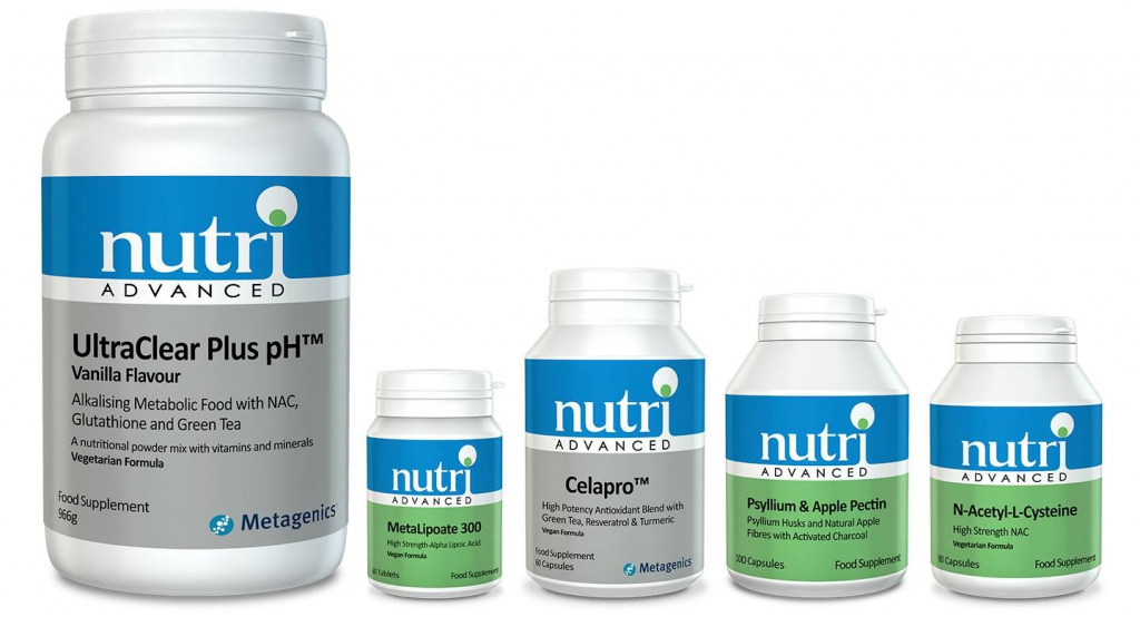 Nutri Clean supplements